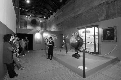 Udine 16 marzo 2012 Mostra Hic sunt leones. Esploratori, geografi e viaggiatori tra Ottocento e Novecento. Telefoto Copyright Foto PFP / Ferraro Simone